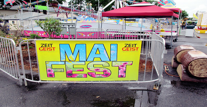 Save the date for the 2014 Maifest